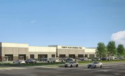 40,000-square-foot business park breaks ground