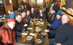 CCG Broker Appreciation at The Silcox Hut